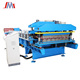 YLD183 glazed steel profile plate tile roll forming machine for Africa market