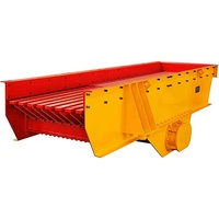 Easy maintenance vibrating feeder price /vibrating feeder grizzly