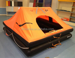 Marine Throw-overboard Inflatable life raft for 25 persons cheapest price