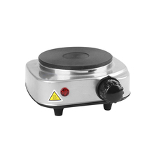 Murah Grosir 500 W Stainless Steel Shell Hot Plate <span class=keywords><strong>Kompor</strong></span>