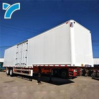 China Factory Twist Lock Customize Color Enclosed Car Trailer