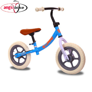Kids balance bike children no foot pedal bike baby balance bike for kids