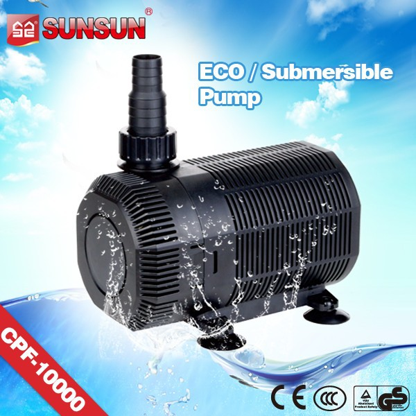 CQB-10000 13000L/h open well submersible water pumps