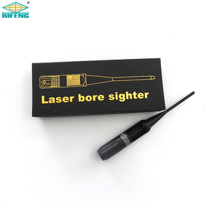 Convenient Accurate Golden Future Laser Bore Sight Collimator For 0.22-0.50 ,Sights And Scopes