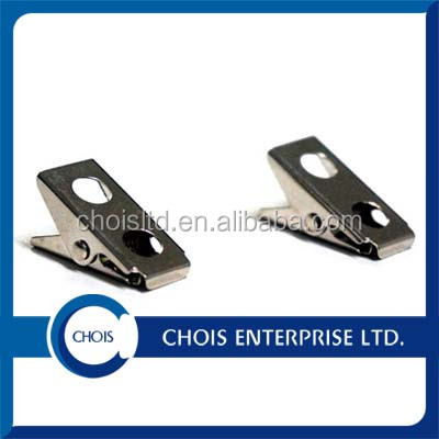Stainless Steel 2 Hole Smooth Face Clips With Semi-Overlapping Jaw 5715-1000