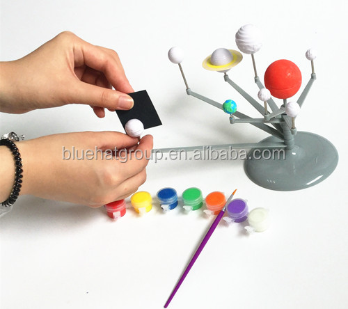 Solar System Planetarium Kit Science Project DIY Kid Gift <strong>Toy</strong>