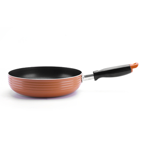 20cm 3003 Aluminum alloy forged non-stick ceramic coating IH skillet/egg frying pan/cooking with Bakelite handle HC-20OFY