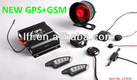 spy newest two way car alarm GSM+GPS function, global tracking