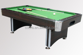 Pool Tables Automatic Ball Return SystemRedgreen Carpet Billiard - Red top pool table