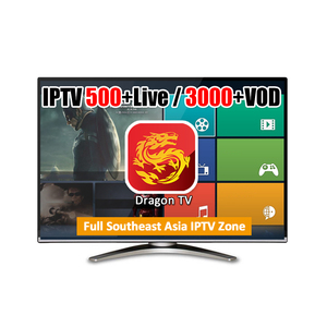 New arrival Southeast 1year iptv subscription qhdtv best hd iptv account reseller iptv account