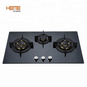 New listing Easy to use 80cm Different kind burners gas stoves wood burning cooking (PG8132G-ACB)