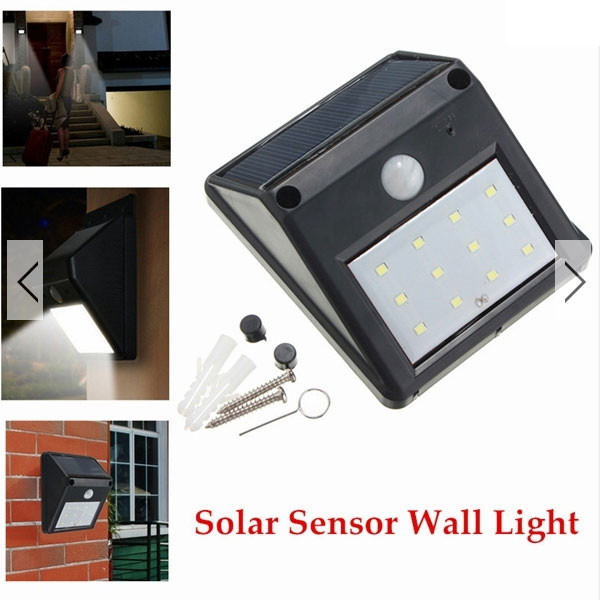 Wholesale Solar Boundary/ Wall Light Outdoor Lighting Products ...
