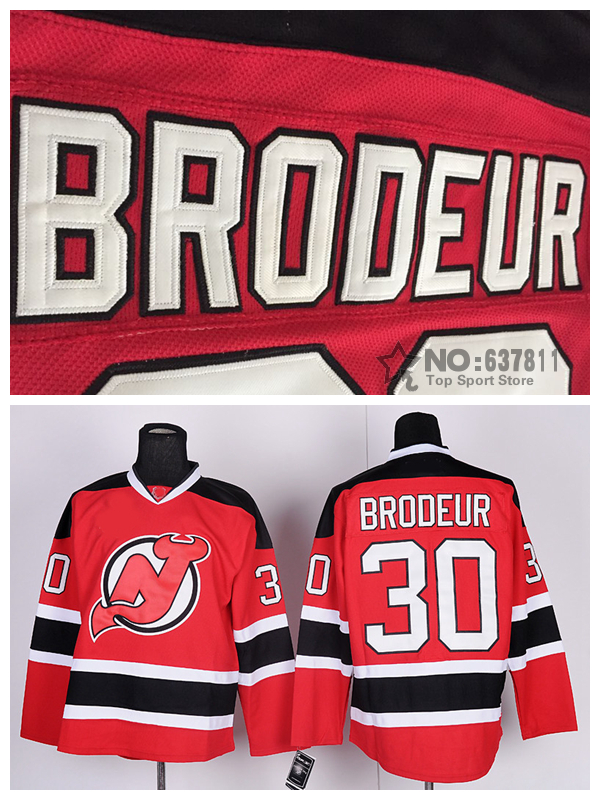 check out fc04d b5254 30 martin brodeur jersey new jersey