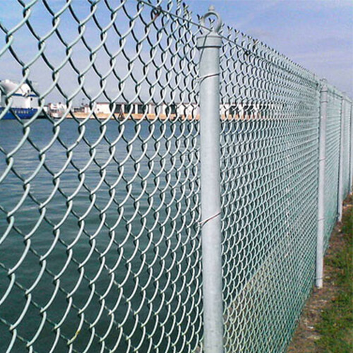 Fencing Net Iron Wire Mesh/Chain Link Wire Mesh Fence