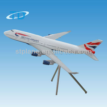 Boeing 747 1:80 88cm British Airways Simple Innovative Products ...