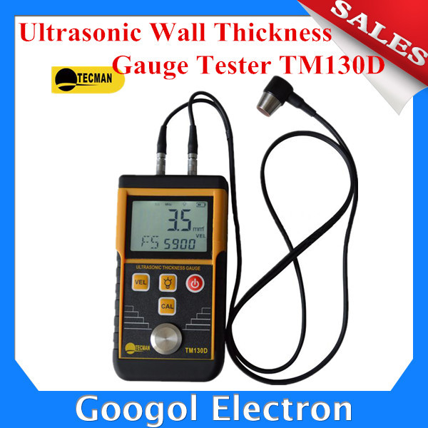 Ультразвуковая стена толщина измеритель тестер TM130D Fast