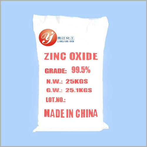 Liangjiang brand Indirect method Zinc Oxide Industrial Grade
