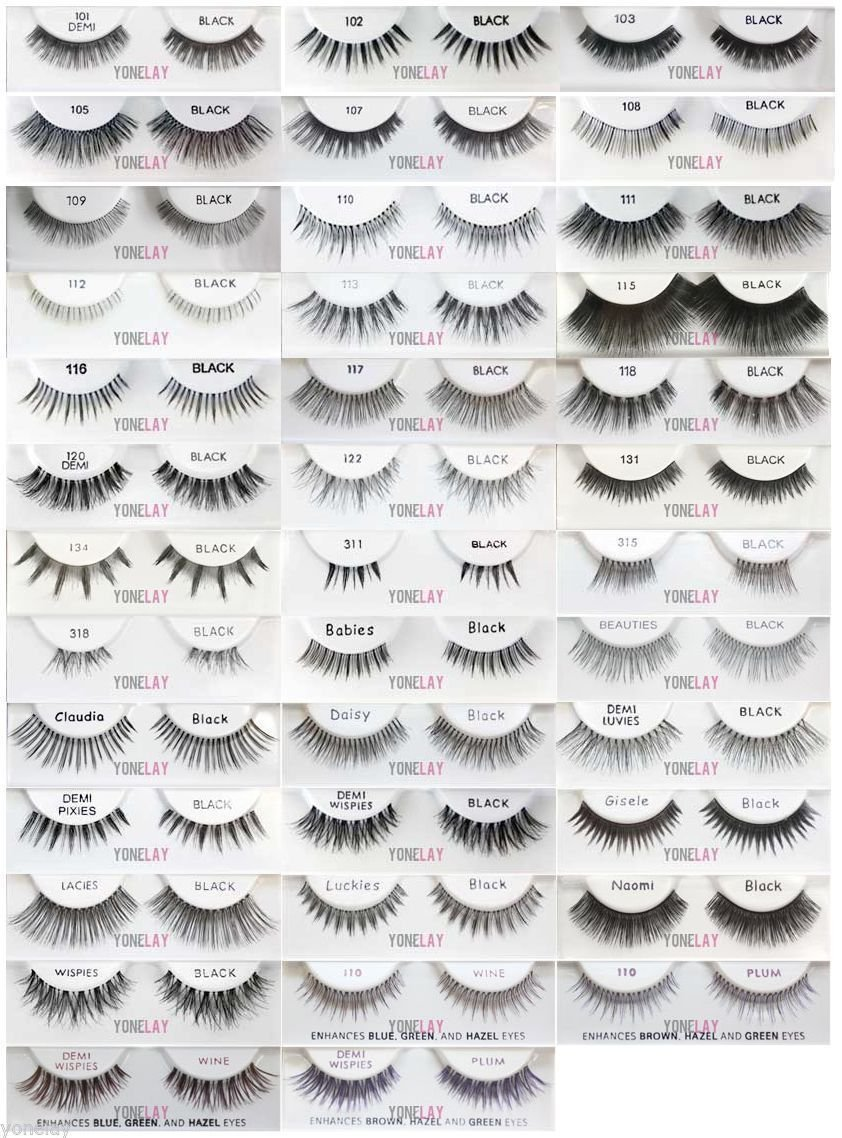 b9dbca1aa9b ... 6 pack DuraLash Naturals Medium Black Individual Lashes. Get Quotations  · Pick Any 5 Pair ARDELL False Eyelashes Fake Eye Lashes Invisibands  Fashion ...