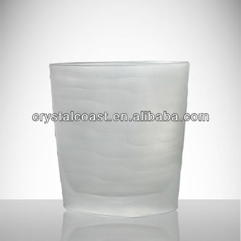 Clear Glass Vase White Frosted Glass Vases Wholesaleclear Glass