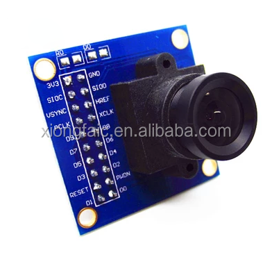 (New Original)30 million HD OV7725 camera module