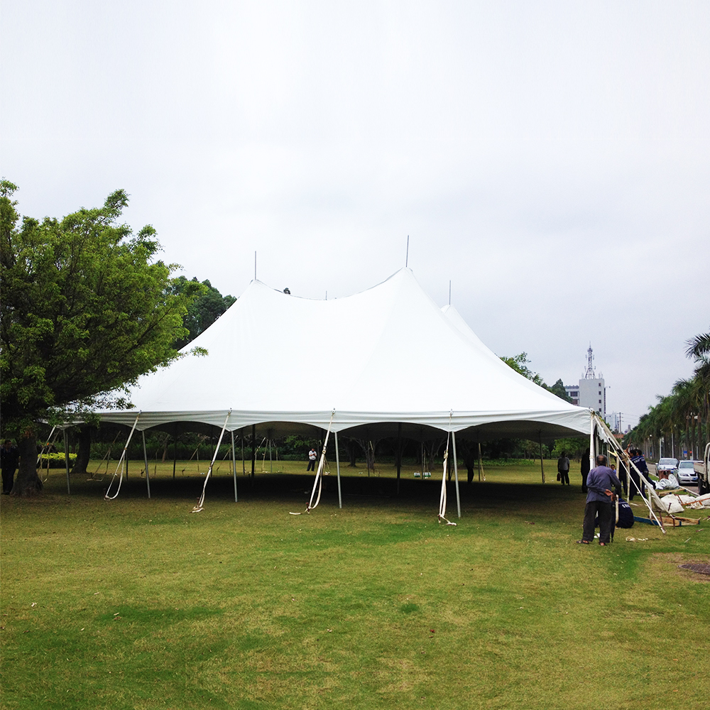 COSCO Outdoor Marquee Party Tent, High Peak Aluminium Frame Canopy Pole Tent