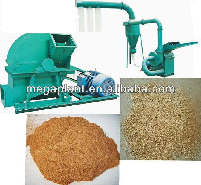 World-wide Famous straw / stalk / wood chips / tree branches Crusher/Grinder/Crushing Machine