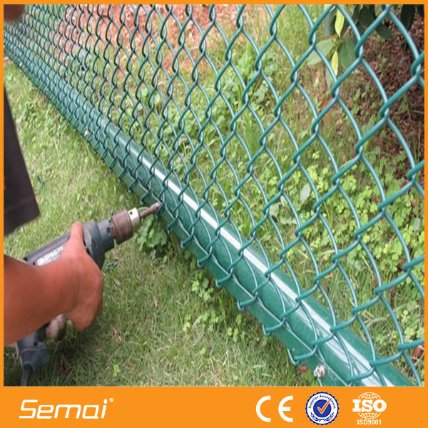 best selling Anping factory cheap aviary fencing chain link fencing