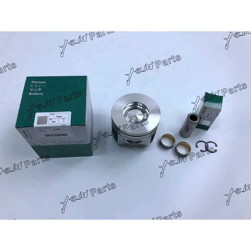 V3307 piston ring kit motorrevisie kit