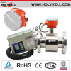 Holykell SS316L Electromagnetic fuel flow sensor meter