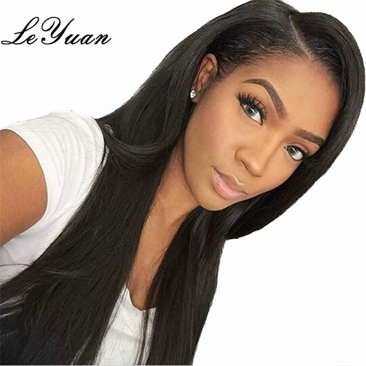 20 inches 30 inches human hair cheap virgin unprocessed aliexpress 130% density natural hairline braided brazilian full lace wig фото