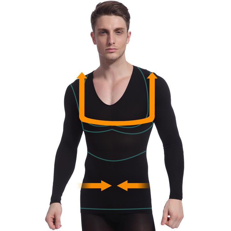 d1ef71f62 Get Quotations · 2015 New Bodybuilding Gym Shirts Men Long Sleeve Quick Dry  Slim Fitness Mens Sport Suit Famous