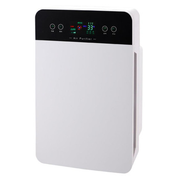Smart Anion hepa carbon filter removal formaldehyde home  air purifier