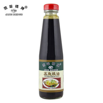 Chinese Sweet & Steamed Fish Soy Sauces