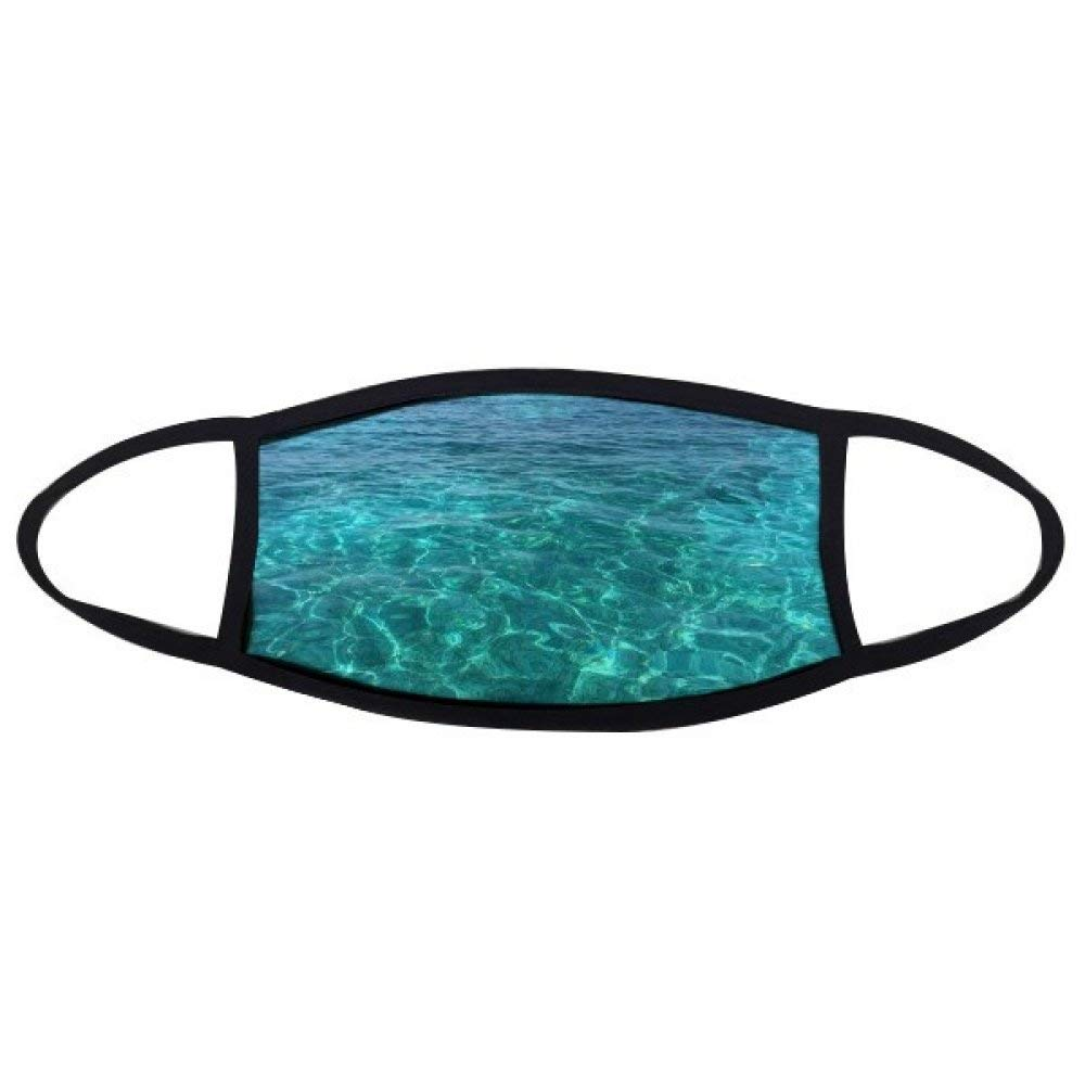 DIYthinker Ocean Water Science Nature Picture Face Anti-dust Mask Anti Cold Maske Gift