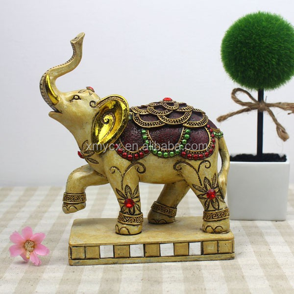 wedding favors gifts resin elephant statue