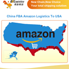 Door To Door Sea Freight Ningbo To Amazon FBA Warehouse Of USA