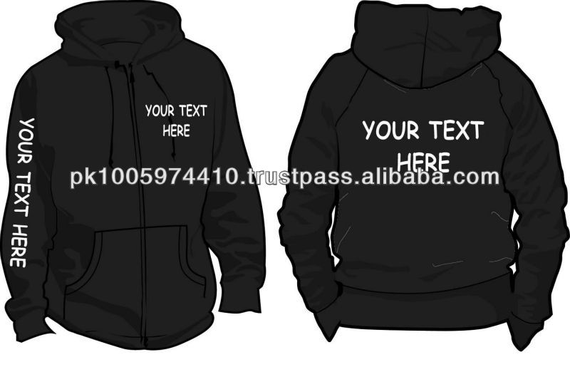 Personalised Hoodies,Jackets & Sweatshirts - Buy Custom Made