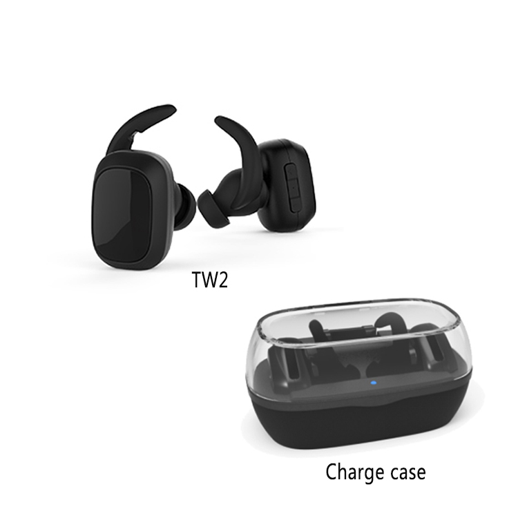 TWS New Earbud Charging Case Tw Wireless Headsets
