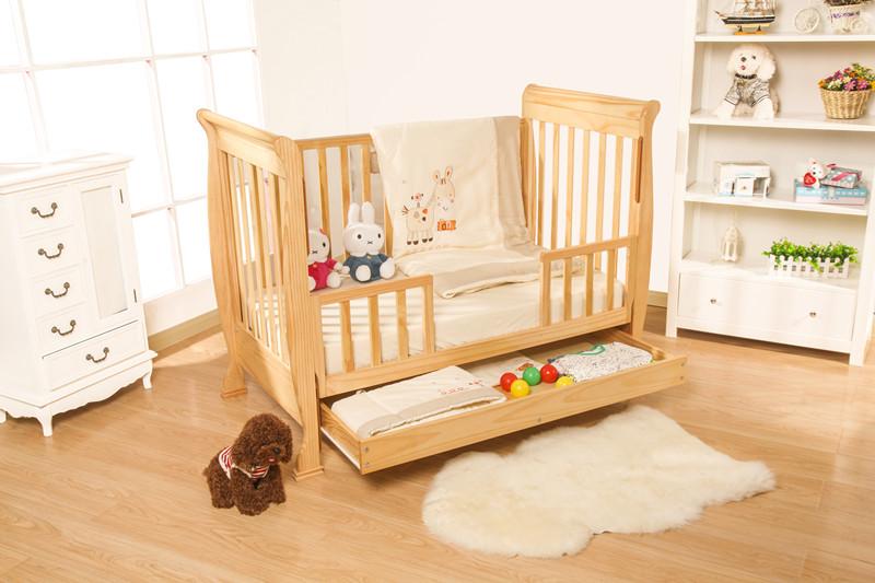 Attirant modele de berceau en bois pour bebe 12 meilleur - Lit bebe bois massif ...