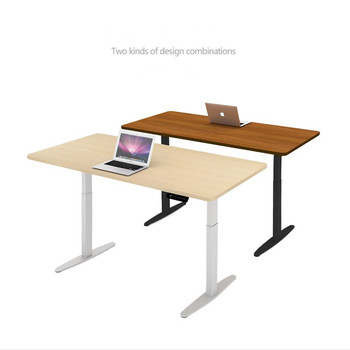 Inexpensive Office Electric Auto Motorized Computer Standing Sitting