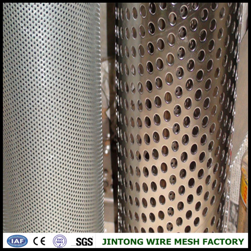 Decorative Aluminum Perforated Metal Sheet Buy