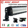 50inch led light bars with 100% seal waterproof IP68 Waterproof & E-mark, CE, Rohs certificate