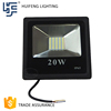 Hot sales 2 Years Warranty outdoor lighting fixture floodlight 20w Black led flood light