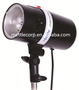 Mettle MT-180 Miniature Studio Strobe Flash Light for Photography and Video