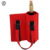 Wholesale Portable felt red wine tote bag