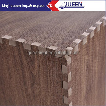 High Quality Interlocking Foam Floor Mats Outdoor Wood Tiles Interlocking  Foam Puzzle Floor - Buy Kitchen Floor Mats For Hardwood Floors,Real Wood ...