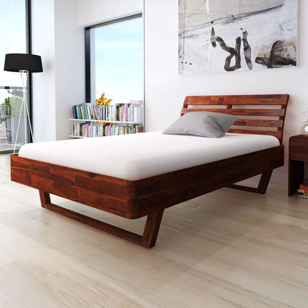 Cheap Solid Wood Platform Bed Queen Find Solid Wood
