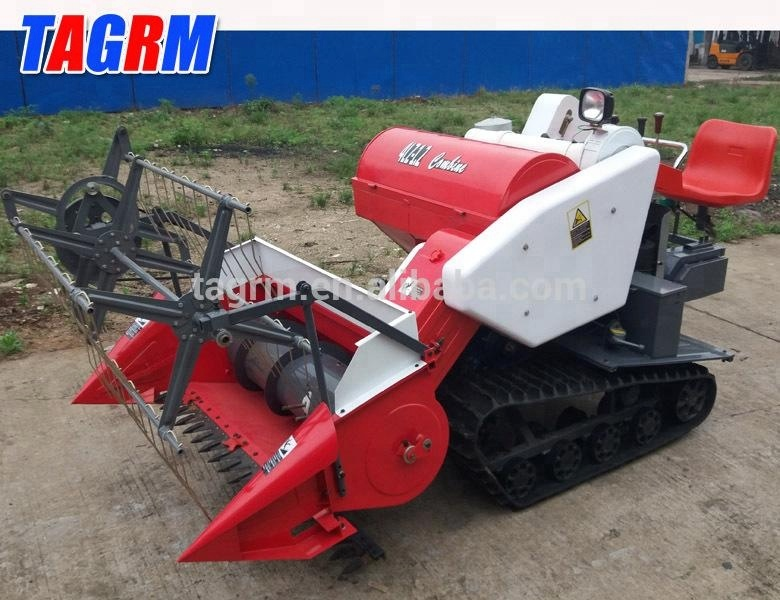 Self-propelled Mini Rice Combine Harvester / Rice Cutting Machine Cheap  Price - Buy Mini Rice Combine Harvester,Rice Combine Harvester,Rice Cutting