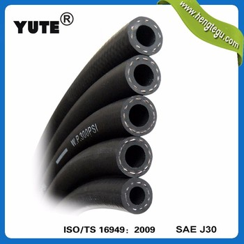 chinese supplier iso/ts16949 sae 30r9 fkm fuel oil delivery hose