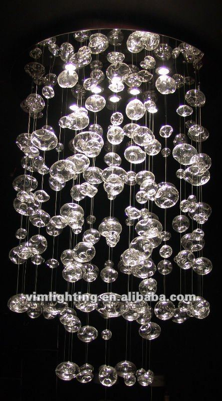 Murano Glass Bubble Chandelier/ceiling Lamp Md-2615-8 - Buy Bubble  Chandelier,Glass Bubble Chandelier,Murano Glass Bubble Chandelier Product  on Alibaba.com